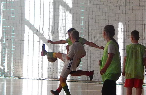 Obóz sportowy w Cmolesie