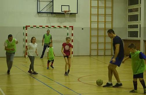 I Rodzinny Turniej w Piłce Nożnej