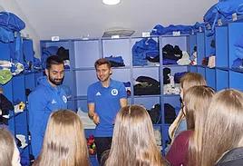 wizyta na stadionie FKS Stal Mielec