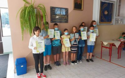 Laureaci tegorocznych konkursów językowych!