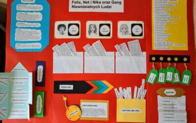 Lapbook – projekt edukacyjny